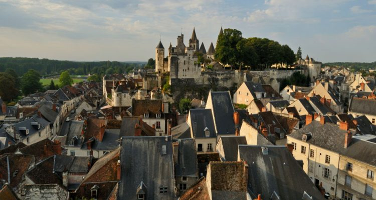 Royal City of Loches