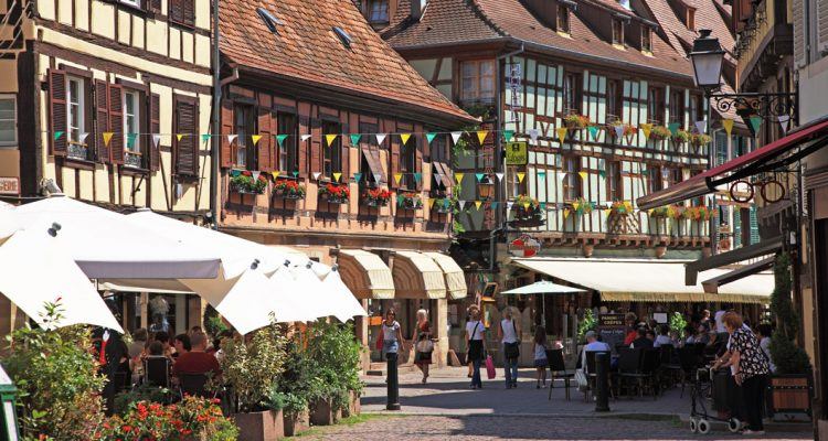 Obernai is one of Alsace's most beautiful towns