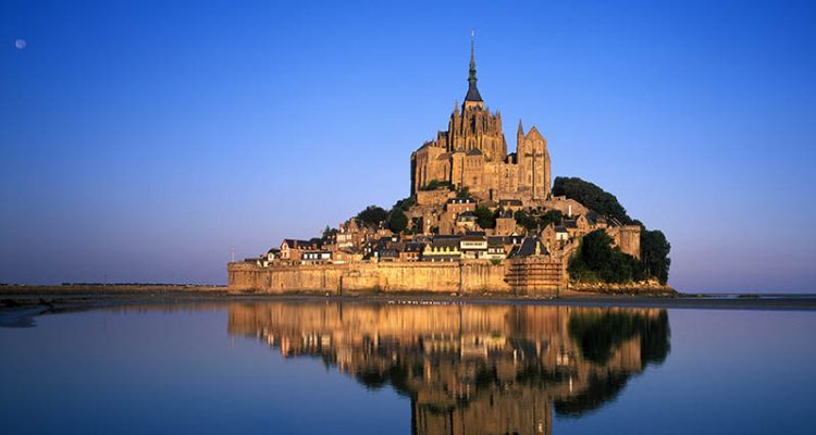 Mont-Saint-Michel, a UNESCO World Heritage