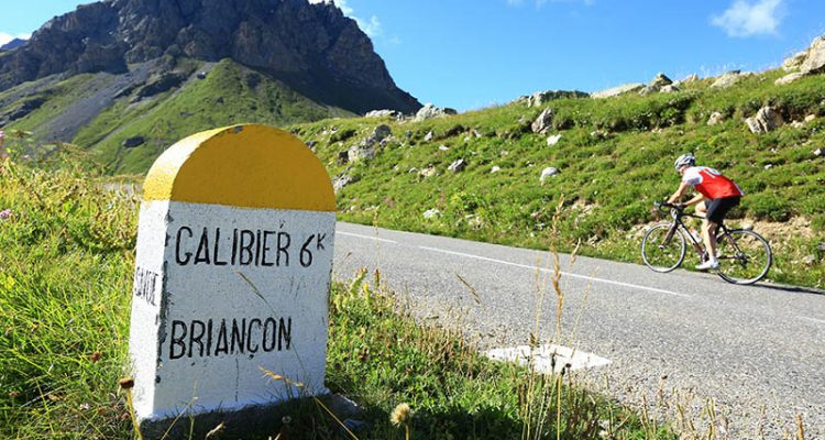 Route des Grandes Alpes cycling trip