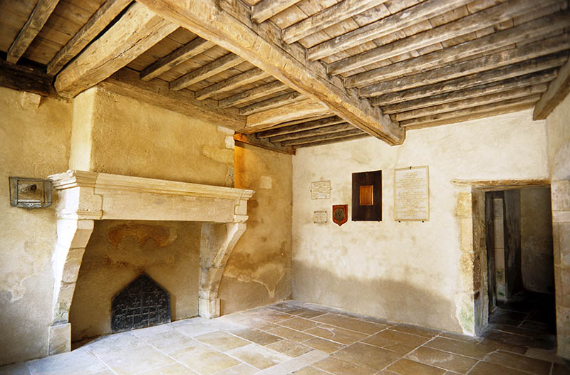 NATIVE HOUSE OF JOAN OF ARC, DOMREMY, VOSGES, LORRAINE, FRANCE